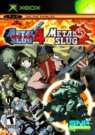 Metal Slug 4 & 5 Bundle Pack