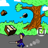 Special Delivery Hi-Score Flash Game Screenshot